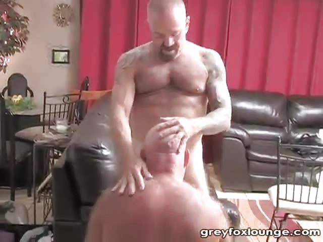 Old men anal sex