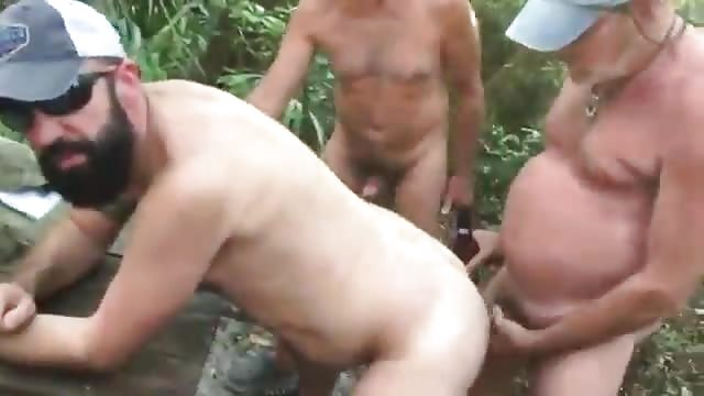 Seems impossible. Love outdoor sex