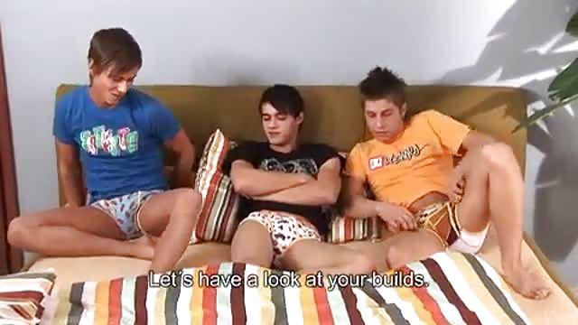 chicos Gay porno