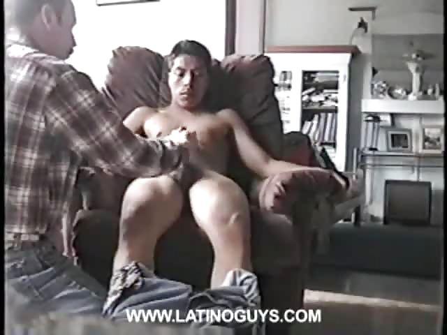 Mexican daddy gay porn