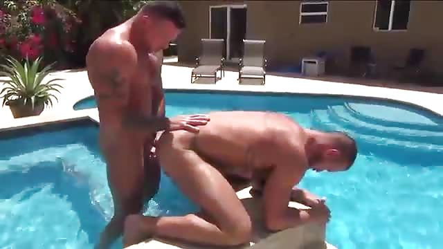 Swimmingpool Sex