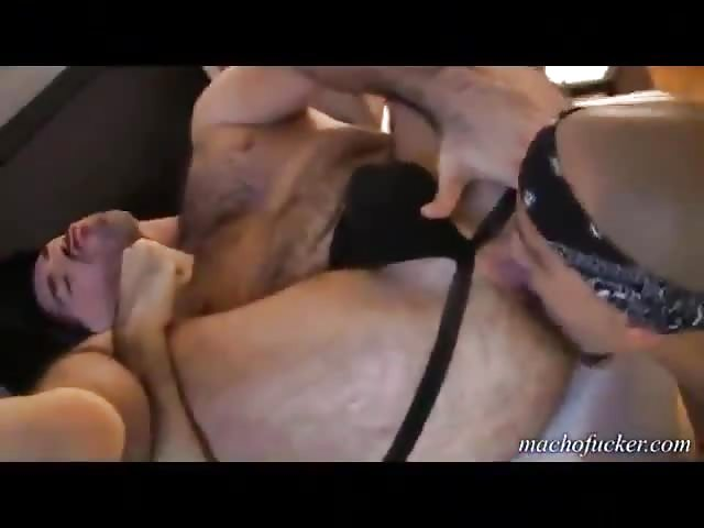 Nick Gets Ass Licked Fucked