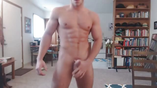 Young stud big cock