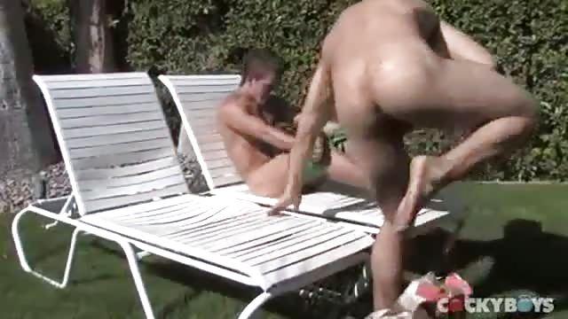Männer ärsche