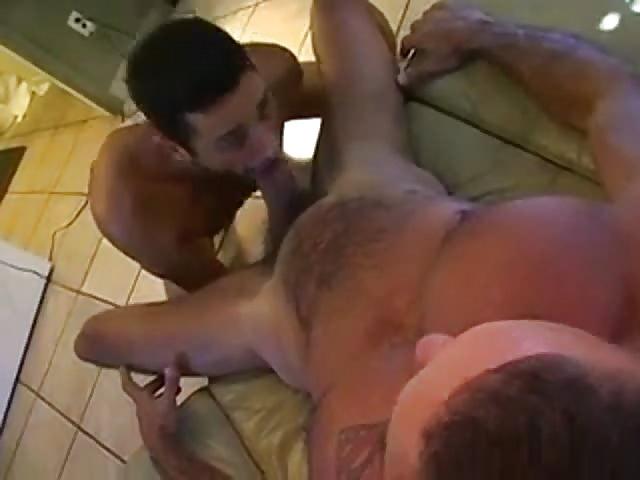 Suck his big cock