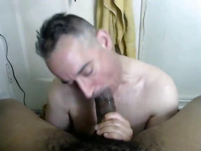 Sucking Big Shemale Cock